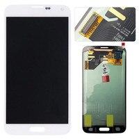 Sinbeda Super Amoled For Samsung Galaxy S5 Prime G906S G906L G906K Korean LCD Display White Or