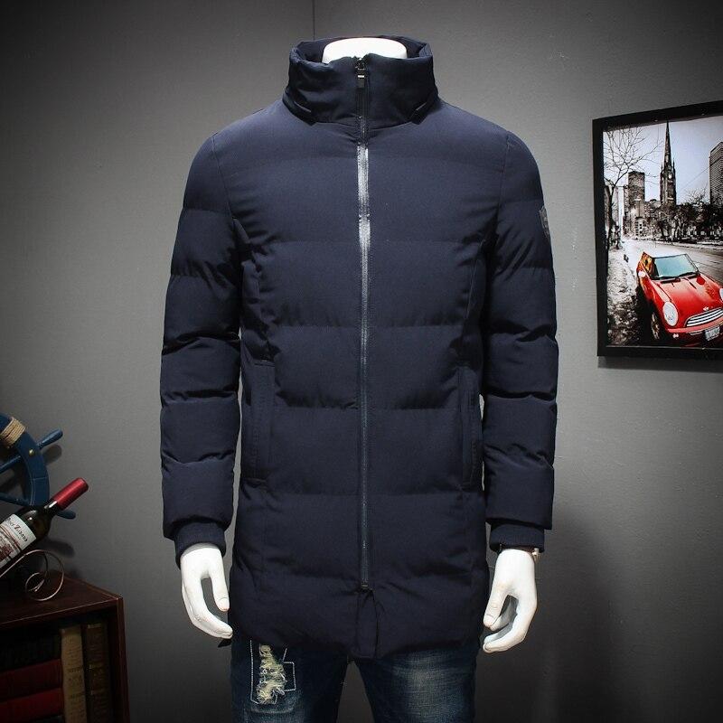 Hommes Manteau Marque Hiver Qualité Chaud Nouveau blue Veste Coton Gratuite 8xl7xl Parkas Haute Plus Capuche À Casual Pour Black Rembourré Vêtements La Taille Livraison pqfSPww