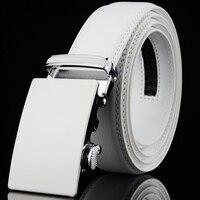 Mens Belts 110CM 130CM 2017 New Hot Sale Men Belt Automatic Buckle Men And Women General