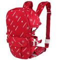 6in1 Multifunções New Design Portador de bebê Impressão Fralda de Bolso Ombros Mochila Sling Criança Envoltório Rider Infantil Wraps BB0114