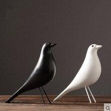 Смола голубь и попугай декоративно-прикладного искусства и ремесел, украшение дома