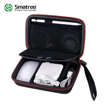 Smatree Hard Case A90 for Apple Pencil, Magic Mouse, Magsafe Power Adapter, Magnetic Charging Cable