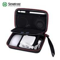 Smatree Harte Fall A90 für Apple Bleistift, für Magic Mouse, für Magsafe Power Adapter, für Magnetic Charging Kabel
