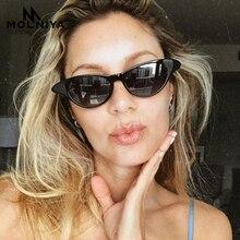 MOLNIYA 2018 New Cat Eye Sunglasses Women Fishion Luxury Cute Sun Glasses Retro Small Red Sunglass For Ladies Brand Designer UV