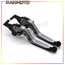 short long brake clutch levers for aprilia tuono 1000 v4 r tuono v4 1100 rr factory 2011 2016 motorcycle adjustable cnc for Aprilia ETV 1000 ETV1000 2002-2007 with logo CNC Motorcycle Accessories Folding Extendable Adjustable Brake Clutch Levers