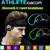 100% orignal atleta dacom fone de ouvido bluetooth esporte sem fio fones de ouvido música fones de ouvido com microfone frete grátis