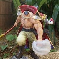 Anime One Piece Edward Newgate Figure POP MAX Whitebeard PVC Collectible Model Toy 28cm