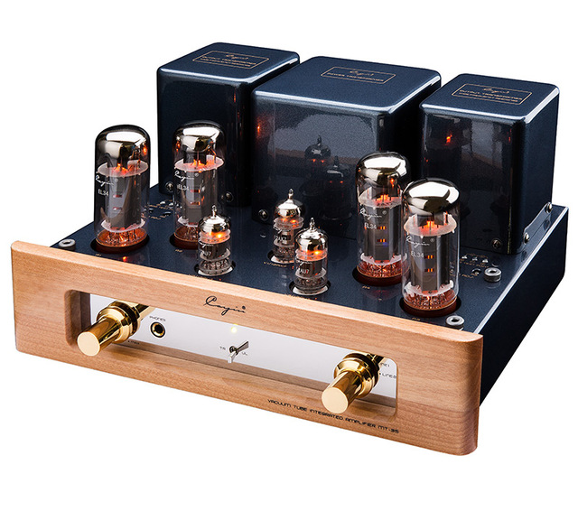 CAYIN MT 35 MK2 EL34 VACUUM TUBE INTEGRATED AMPLIFIER-in ...