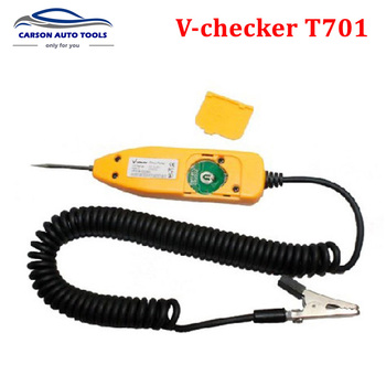 10 pcs/ a lot 2017 newest V-CHECKER T701 Circuit Tester Pencil DHL Free Shipping