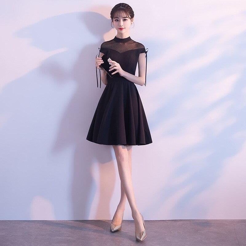 Femmes élégantes de Partie Robe Formelle Robes Complètes pour Femme Filles Vêtements Outwear