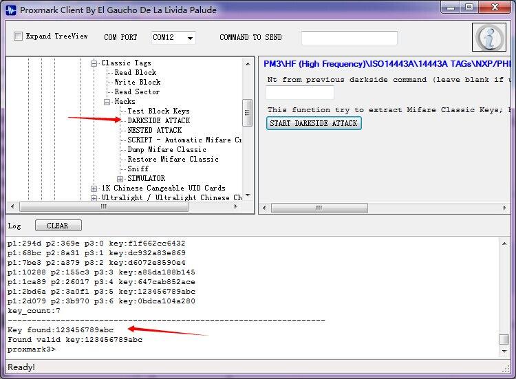 Proxmark3 V3.0 DEV Easy Backup Package Make Your Proxmark3 Work Offline
