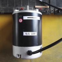 Dc motor 110V 220V 450W 600W 750W 1100W 83zyt for mini bench top milling lathe machine high voltage speed power torque