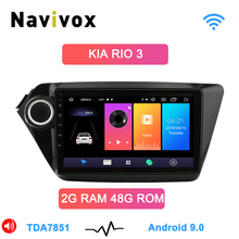 Navivox Android9.0 Car Radio 2 Din Car DVD GPS For kia k2 Rio 2010 2011 2012 2013 2014 2015 2016 2017 Radio Tape Recorder Navi funrover android 8 0 9 2 din car multimedia dvd player radio tape recorder for kia k2 rio 2010 2016 wifi gps navigation navi fm