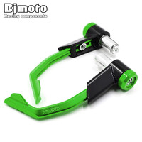 Pair 7 8 Motorcycle Hand Protect Motorbike Brake Clutch Levers Guard Falling Protection For Kawasaki Z750