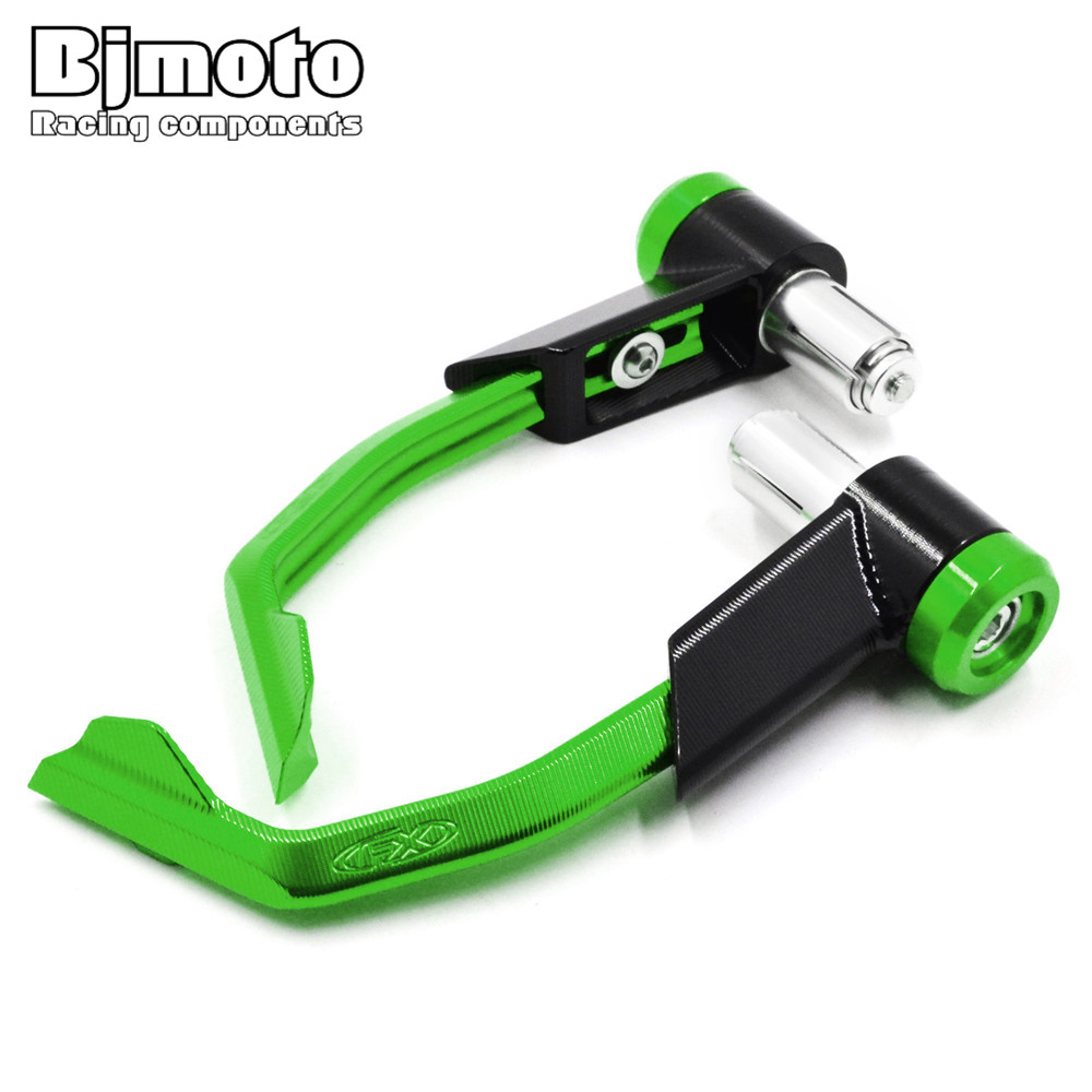 7/8 Motorcycle Hand Protect Motorbike Brake Clutch Levers Guard Falling Protection for Kawasaki Ninja ZX6R ZX10R Z300 ZZR1400
