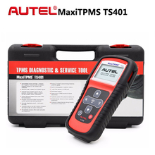 Autel MaxiTPMS TS401 коннектор для прибора диагностики получите 315 mhz 433 МГц Сенсор сигналы шины Давление тестер активировать переучиваться Сенсор инструмент