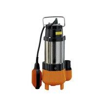 Насос фекальный Вихрь ФН-250 (Мощность 250 Вт, производительность 9 куб.м/час, высота подъема 7.5 м, макс.диаметр пропускаемых частиц 27 мм, диаметр выходного патрубка 1.25 дюйма)