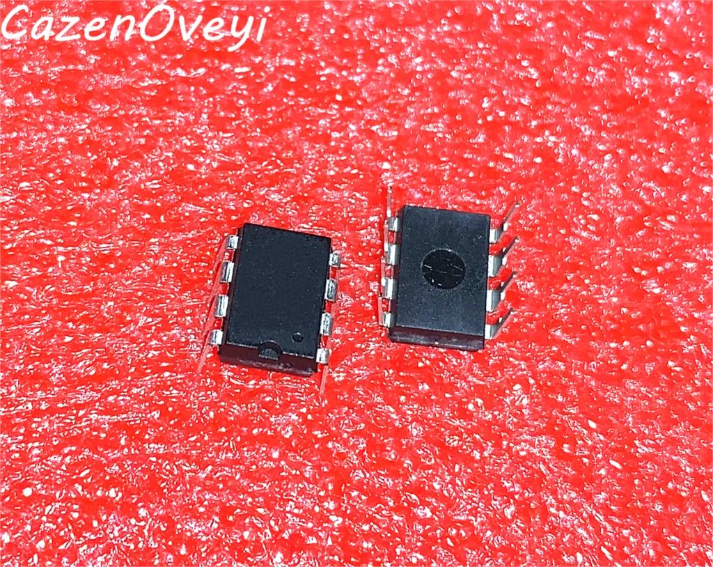 10pcs/lot NJM4580D JRC4580D JRC 4580D DIP-8 In Stock