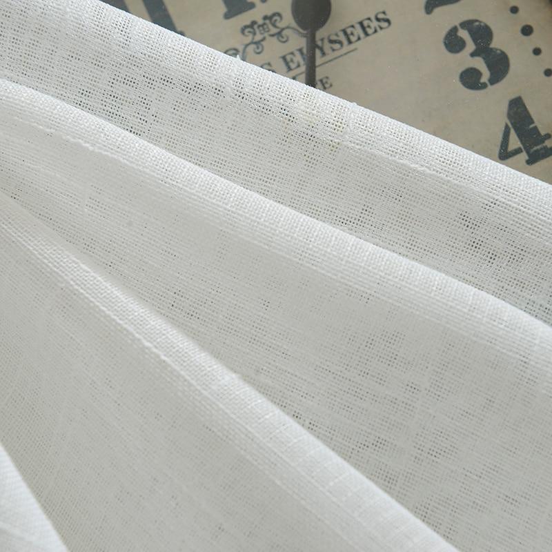 DSinterior Τελειωμένο στερεό καθαρό λευκό - Αρχική υφάσματα - Φωτογραφία 3