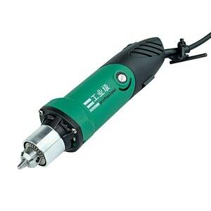 Image 5 - Mini graveur électrique de perceuse de puissance élevée de 6mm 480W avec les outils électriques rotatifs de Dremel de vitesse Variable de 6 positions avec larbre Flexible