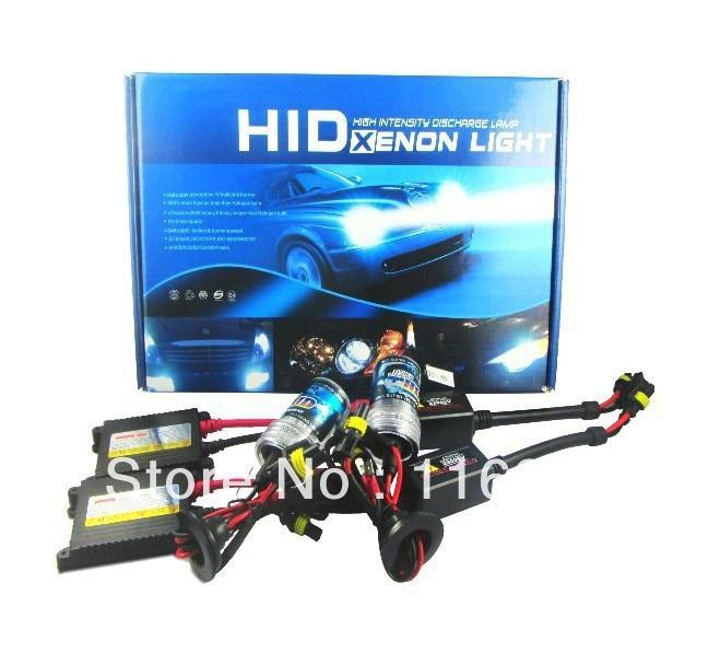 Super Xenon HID Slim Xenon HID Kit Faisceau Unique DC 12 v 35 w 6000 k H4 Xenon HID