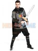 Mens Adult Viking Warrior Greek Kings Halloween Costume