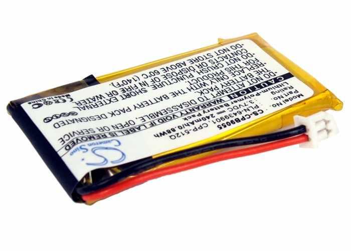คาเมรอนซิโน240มิลลิแอมป์ชั่วโมงแบตเตอรี่ED-PLN-6439901, PLN-6439901สำหรับAvaya AWH55, AWH-55, AWH65, AWH-65, Tenovis HSG-Link DECT 2