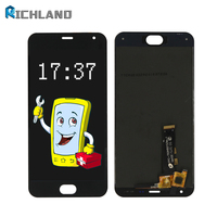 For Meizu M2 Mini LCD Display Touch Screen Digitizer Assembly With Frame For Meizu Meilan 2