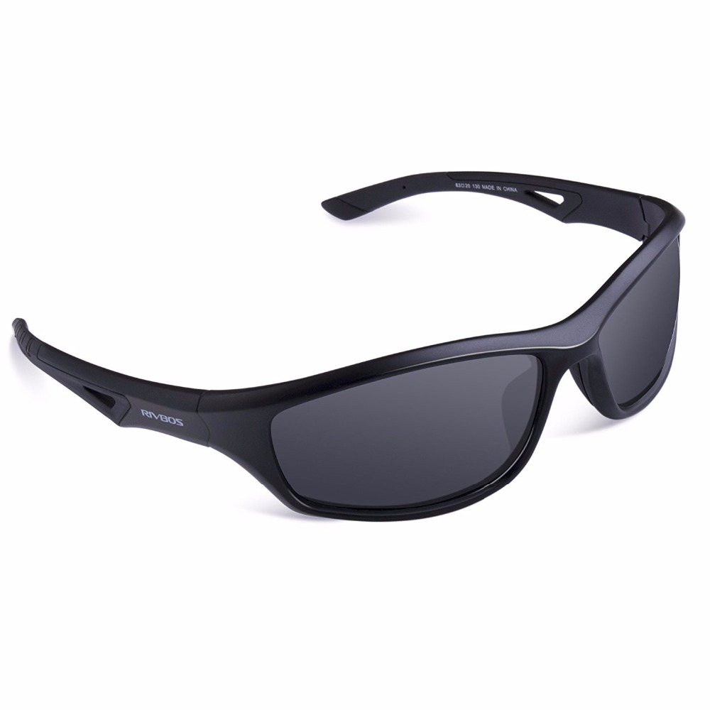 RIVBOS Polarized Sports Sunglasses Men Women Bike Running ...