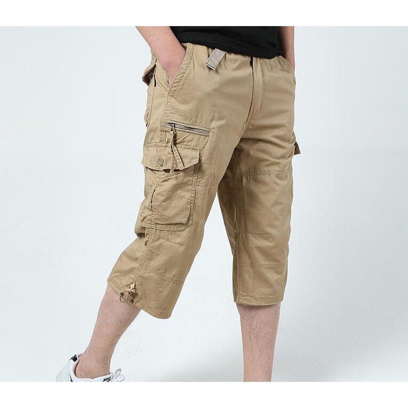 Online Get Cheap Mens 3 4 Cargo Shorts -Aliexpress.com | Alibaba Group