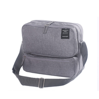 Large Cube Travelling Bags and Luggage for Men Women Messenger Crossbody Shoulder Bag Multilayer Bags Travel Package Male Female