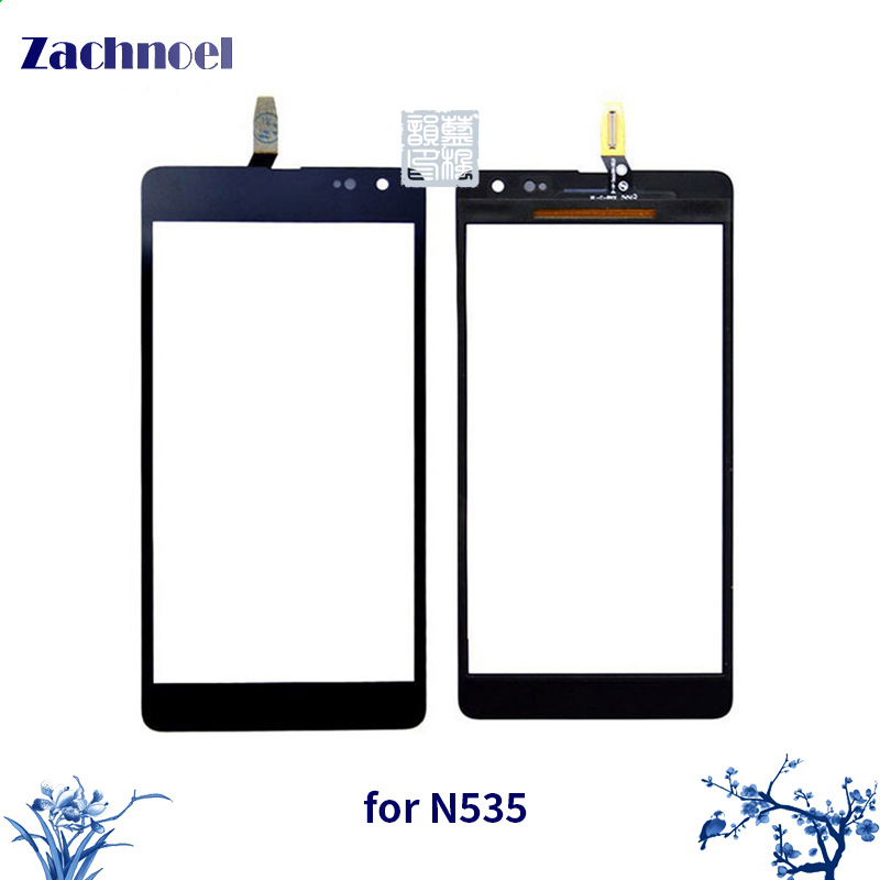 5.0 Touch for Nokia Microsoft Lumia 535 N535 2S 2C CT2C1607 CT2S1973 Touch Screen Digitizer Sensor Front Glass Lens Panel