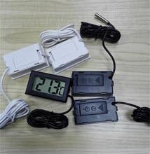 5PCSMini Digital LCD Thermometer Fridge Temperature Sensor Freezer Thermometer for kitchen bar use