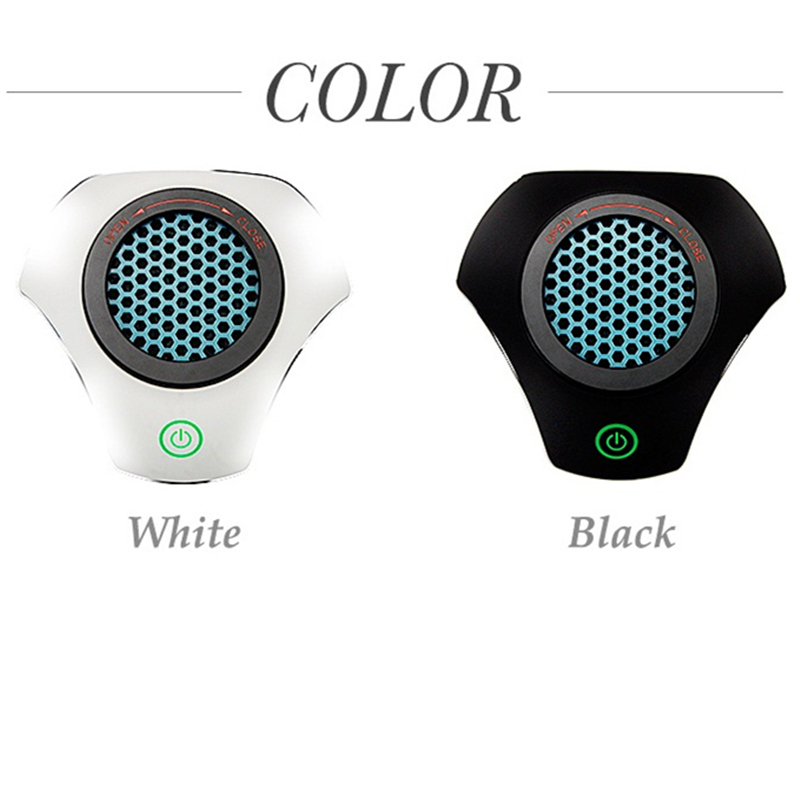 free shipping  high efficiency mini car air purifier HEPA filter car ionizer car air freshener free shipping mini portable air purifier air freshener for car and home appliances aromatherapy