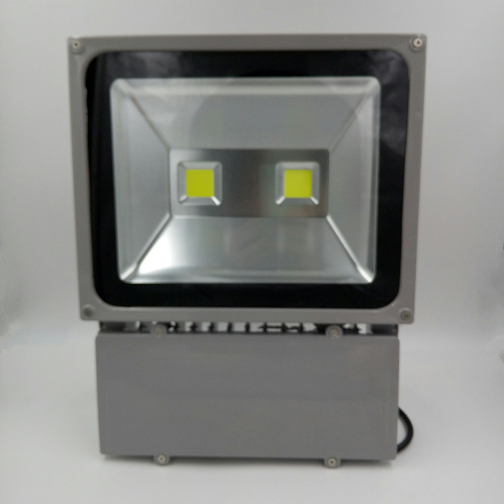 Ultrathin LED Flood Light 100w LED Floodlight IP65 Waterproof AC85V-265V warm/cold white LED Spotlight outdoor lighting