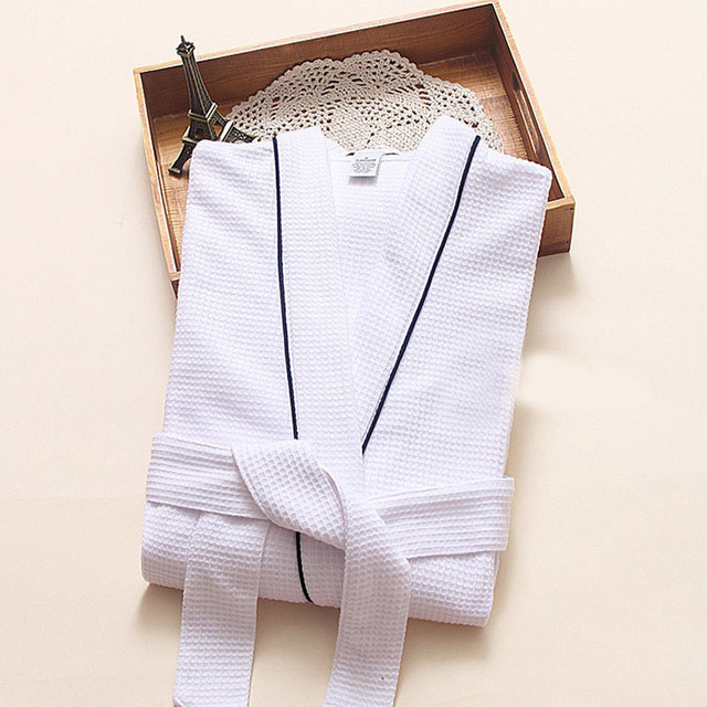 Nóng Slae Bánh Cotton Kimono Áo Tắm Nữ Gợi Cảm Plus Kích Thước Hút Nước Phù Dâu Áo Choàng nữ Đầm Bầu Thu Đông Áo Dây Femme