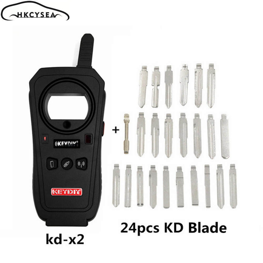 Car Remote Unlocker >> KEYDIY English KD X2 Remote Maker Unlocker and Generator Transponder Cloning Device Support ...