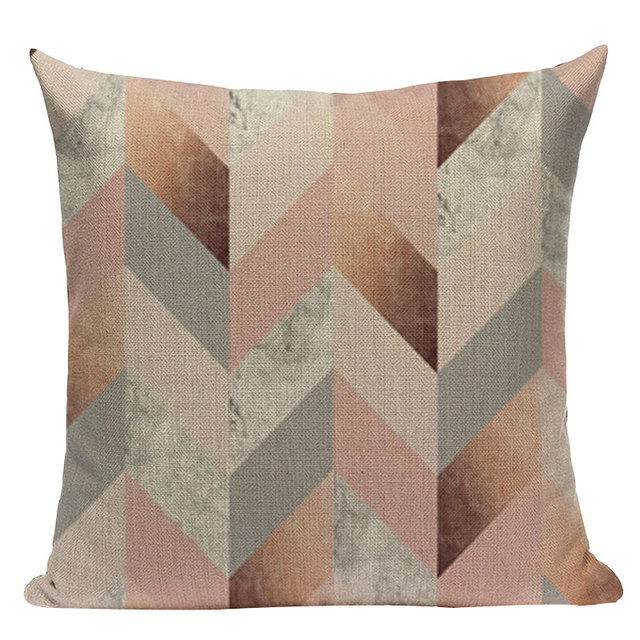 Nordic Pop Geometric Pillowcase Size: L313 Color: L313-23