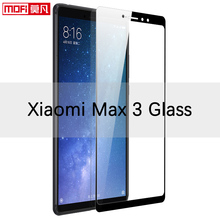 xiaomi mi max 3 glass screen protector full cover mofi ultra thin clear mi max3 tempered glass xiaomi max 3 screen protector кроссовки new balance new balance ne007awbzqo1