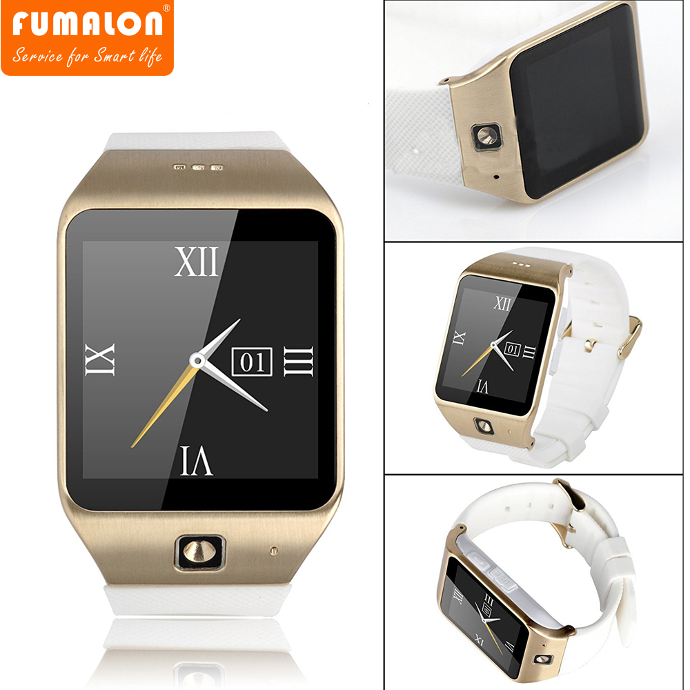 New smartwatch LG118 Bluetooth Smart Watch WristWatch Support NFC Camera SIM Card HD Screen for Apple IOS Android Phone