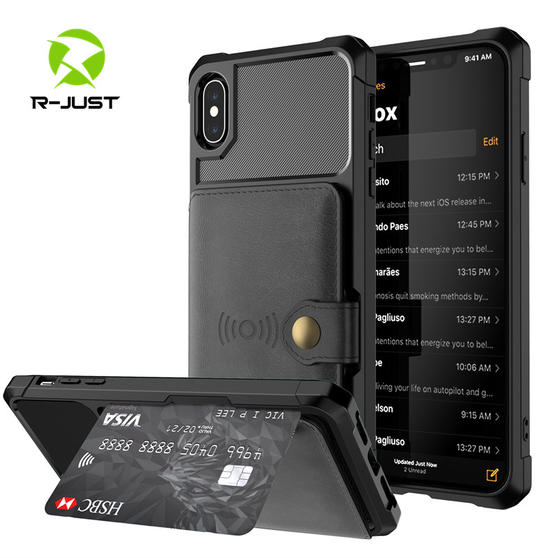 Luxury Retro PU Leather Magnetic absorption Wallet Case for iPhone X XS MAX XR 6 6s 7 8 Plus Cases Multi Card Holders Flip CoverLuxury Retro PU Leather Magnetic absorption Wallet Case for iPhone X XS MAX XR 6 6s 7 8 Plus Cases Multi Card Holders Flip Cover