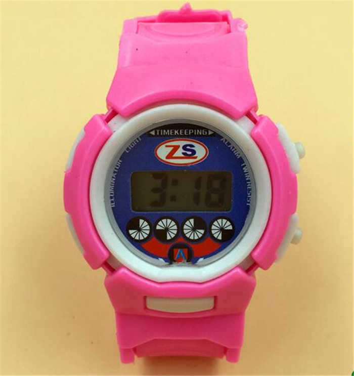 Casual LED Digital Wristwatches Ladies Students Children Women Watches Relogio Feminino 002