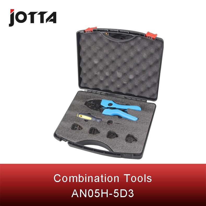 Купить с кэшбэком AN05H-5D3 combination tools in plastic box