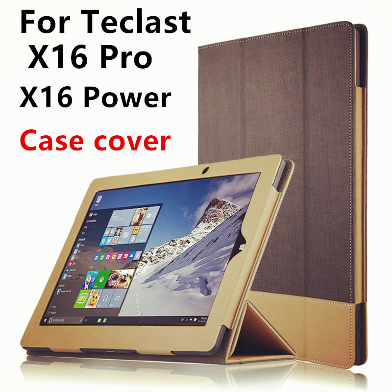 Case For Teclast X16 Power Protective Smart cover Leather Tablet PC For Teclast X16 Pro PU Protector Sleeve 11.6inch Cases Cover case for teclast p80h p89h leather protector protective pu for teclast x80 pro x80 plus power smart cover tablet pc 8 sleeve