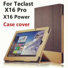 Case For Teclast X16 Power Protective Smart cover Leather Tablet PC For Teclast X16 Pro PU Protector Sleeve 11.6inch Cases Cover