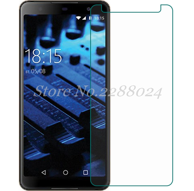 Smartphone 9H Tempered Glass for BQ BQ-5707G Next Music 5707G 5.7 GLASS Protective Film Screen Protector cover phone