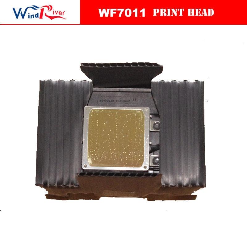 ФОТО New Original Print head printhead For Epson WF-7011 WF7015 WF7010 WF7018 printerhead