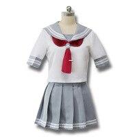 30pcs Lot Japanese Anime Love Live Sunshine Cosplay Costume Takami Chika Girls Sailor Uniforms Love Live