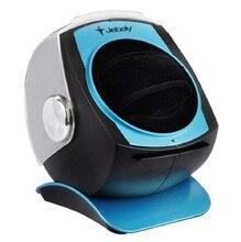 Jebely Individual Rights Watch Winder para Automática Mecánica Azul Brillante JA083