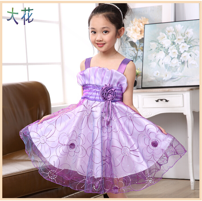 Aliexpress.com : Buy Free Shipping Girls Wedding Party Dresses ...